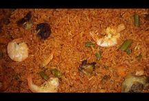 Nigerian dishes
