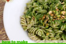 Food-Pasta / Healthy pasta dishes: pasta dishes made from real food.