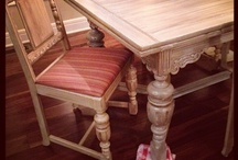 RE: Designs / Custom work by Restoration Emporium. Call or email us to get custom pieces or design work.