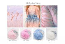 GIGI Sweater Fashionbox / Fashionbox от Rodina Yarns для вязания свитера GIGI