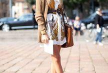 style inspiration... / obsessed with streetstyle & finding inspiration for my own wardrobe!