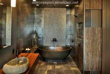 Banyo Dekorasyon Örnekleri / Banyo Dekorasyon Örnekleri ile ilgili resimli fikirler