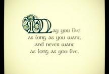 Great Irish sayings