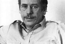 Listopad 1989 / Velvet revolution, Czechoslovakia 1989, Václav Havel