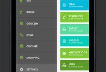 Mobile UI | Navigation