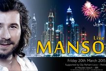 Mansour Live In Dubai / Brought to you by Bong Event  Tickets Exclusively at www.TixBox.com