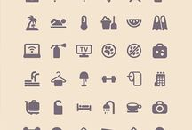 Moodboard for icons pack