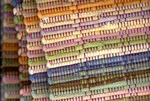 weaving/kudonta ja punontaa