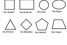 geometrische tekeningen