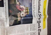 The International Herald Tribune
