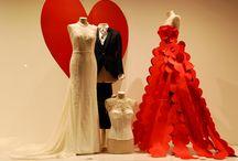le spose di luciana window display / le spose di luciana vetrine