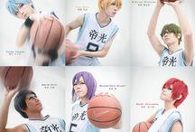 Kuroko no basket cosplay