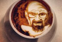 Latte Art Around the World / Not the average cup of coffee...