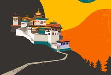 Destination Tibet / by joanie sherwood