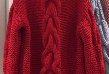 Handmade Knitt / Handknitting