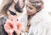 Winter Boho Wedding