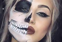 Maquillaje De Halloween / Maquillajes de temporada ideales para halloween