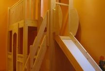 Gyerekszoba - Kids Room / Egyedi gyerekszoba berendezés - Custom kids rooms, kids beds, bunk beds, loft beds, children's beds, playrooms