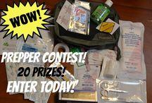 Prepping Contests / Prepper Contests
