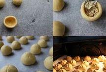tahin helvalı kurabiye