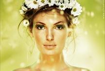 Beauty - Flower Goddess