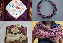 Etsy Treasury / Treasuries I've created, or in which I am featured. They are probably also somewhere here; http://etsygoodies.wordpress.com/