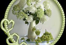 Virágok-Díszítők / díszítők