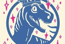 Dinozaury ;'3