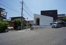 水盤と中庭のある家 / 設計・監理:近藤晃弘建築都市設計事務所