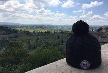 Le bonnet voyageur