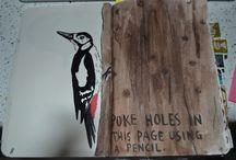 4. poke holes