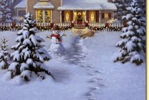 Christmas images / by Jacqueline Soffe