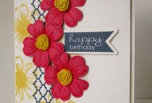 Birthday cards / by Lora Hayes-Albert