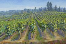 Art- Vineyards and Wineries