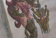 Grimoire - Bestiary