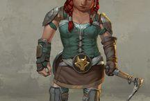 Dwarf - Female