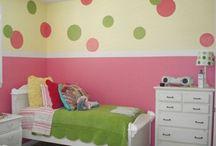 Wandideen Mädchenzimmer