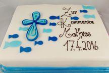 Torte Kommunion
