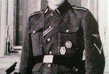 Norwegian Waffen SS soldiers.