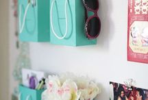 Room DIY / All ideas for a perfect and girly teen bedroom