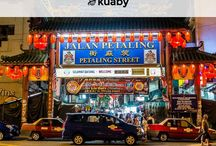 Malaysia - Kuala Lumpur / The best places to visit when you travel to Kuala Lumpur, Malaysia. Click on the links to save FREE travel guides for Kuala Lumpur to your Pinterest boards.