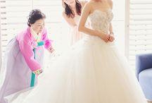 Wedding dresses / by Vickie McBride