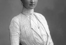 kostum eropa 1900's