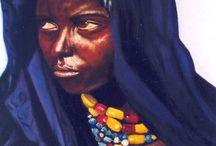 Inspiration africaine / L''AFRIQUE
