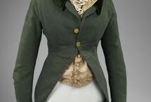 18th century Riding habit