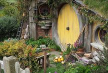 our hobbit home