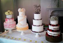 Wedding Cakes / Different types of wedding cakes