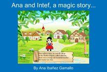 DIGITAL STORYTELLING: A SELECTION OF MY WORK / DIGITAL STORYTELLING INTEF By Ana Ibáñez