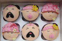 Bebek cupcake