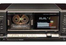 Retro tech gadgets